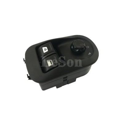Electric Power Window Switch Master Button Control 6554.WA Fits for Peugeot 206