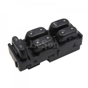 1L5Z-14529-AB Front Left Window Switch for 2001-2003 Ford Explorer Sport Trac