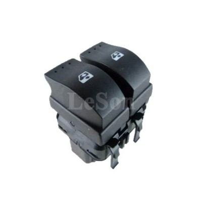 RENAULT MEGANE LAGUNA SCENIC TRAFIC MK2 NEW FRONT WINDOW SWITCH